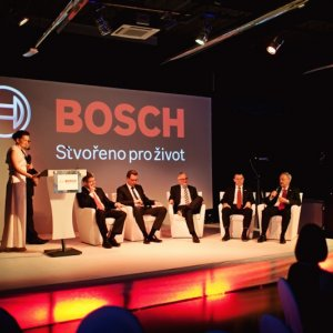 VIP Event - Bosch/ DANCE MAPPING SHOW